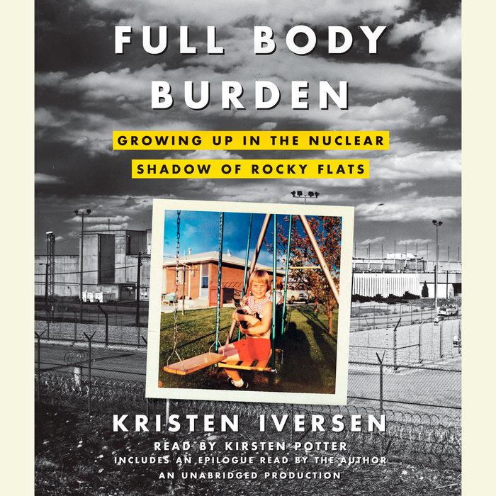 Full Body Burden Cover