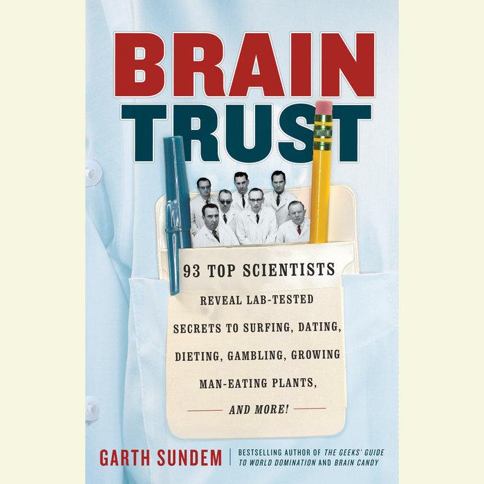 Brain Trust Cover