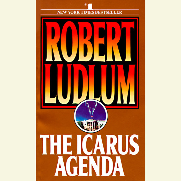 The Icarus Agenda Cover