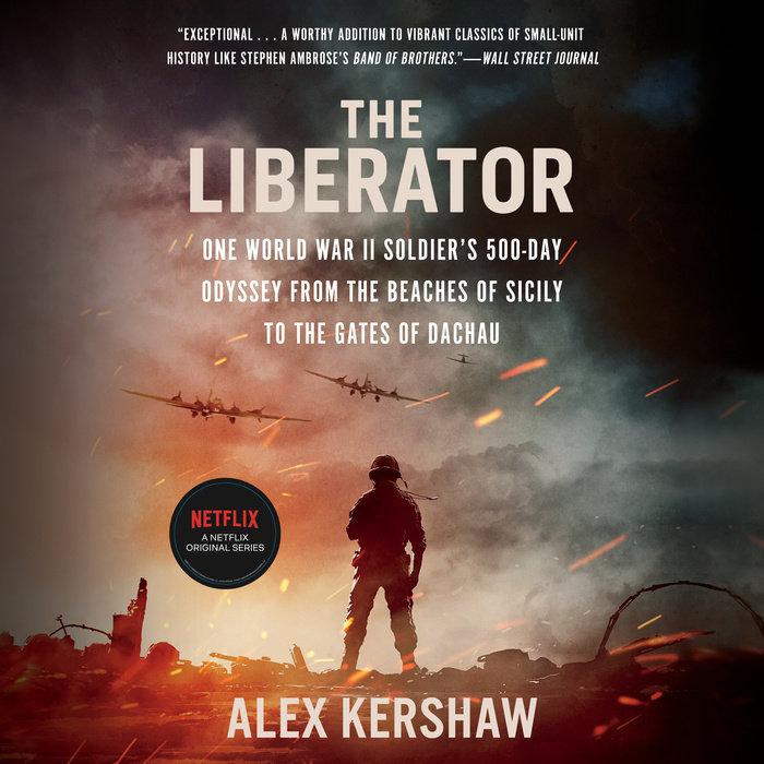 The Liberator Cover