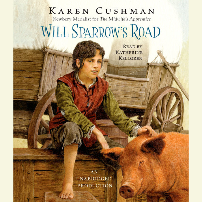 Will Sparrow's Road Cover