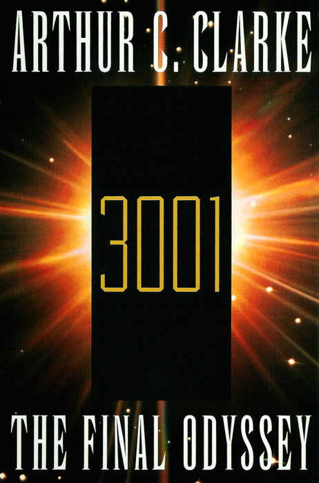 3001: The Final Odyssey Cover