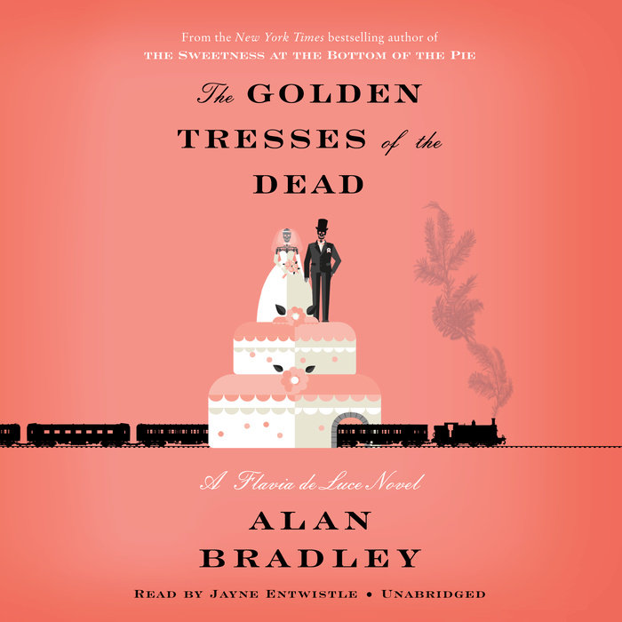 The Golden Tresses of the Dead Cover