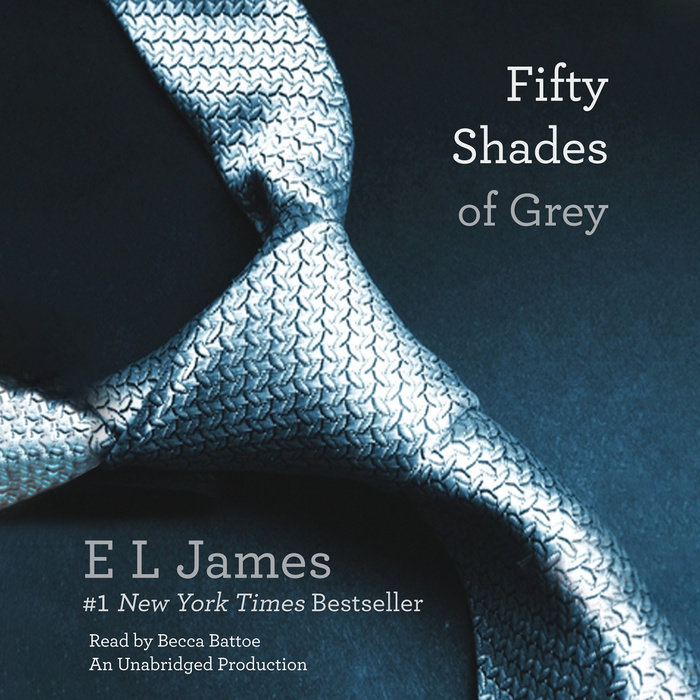 Fifty Shades of Grey Cover