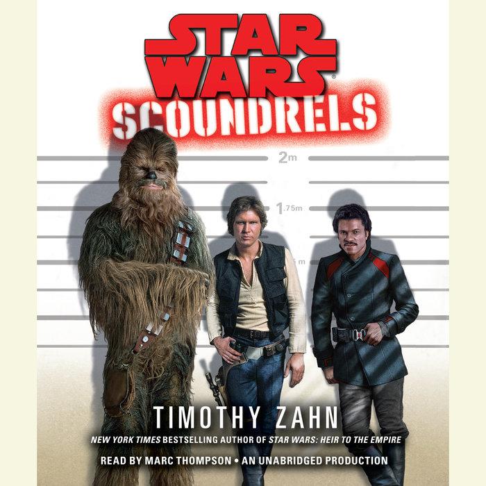 Scoundrels: Star Wars Legends Cover