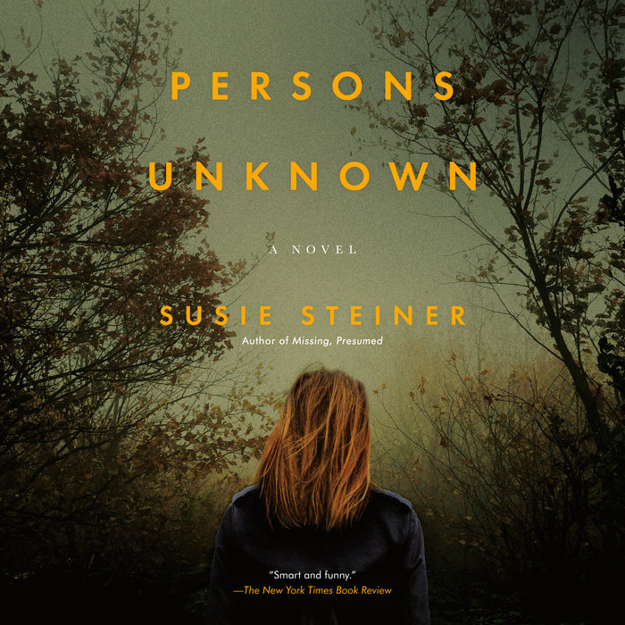 Persons Unknown Cover