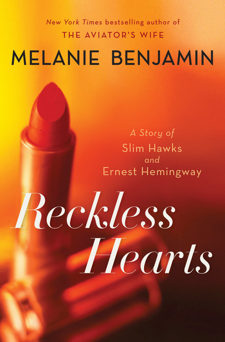 Reckless Hearts (Short Story) Cover