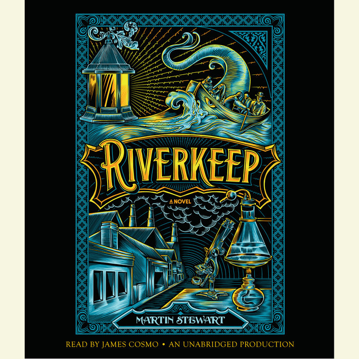 Riverkeep Cover