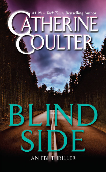Blindside book cover