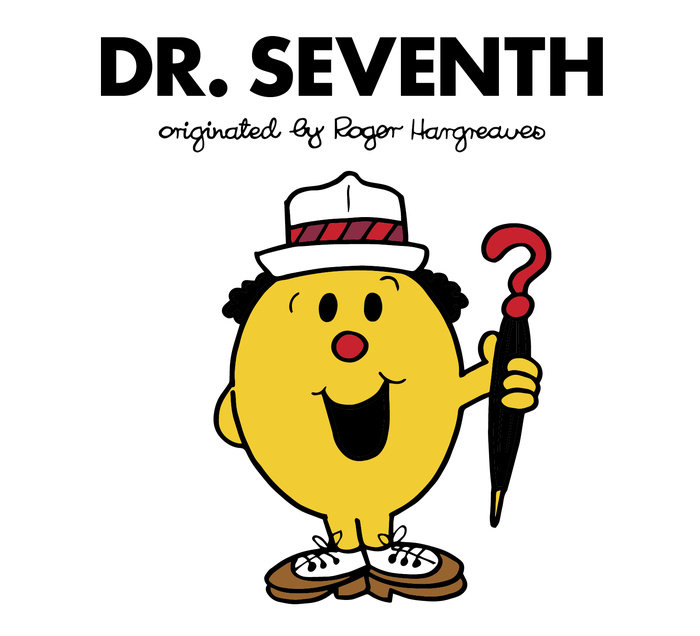 Dr. Seventh Cover