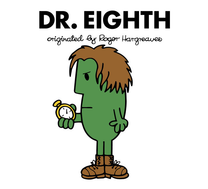 Dr. Eighth Cover