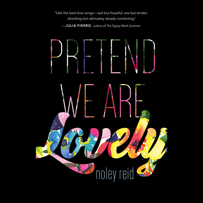 Pretend We Are Lovely Cover