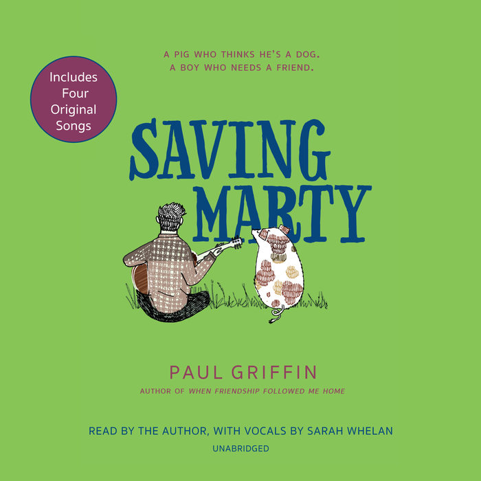 Saving Marty Cover