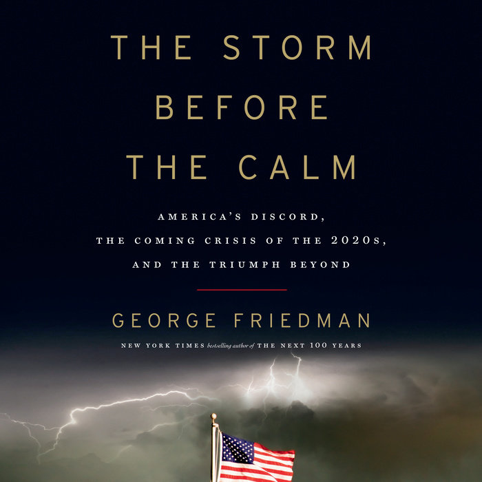 The Storm Before the Calm Cover