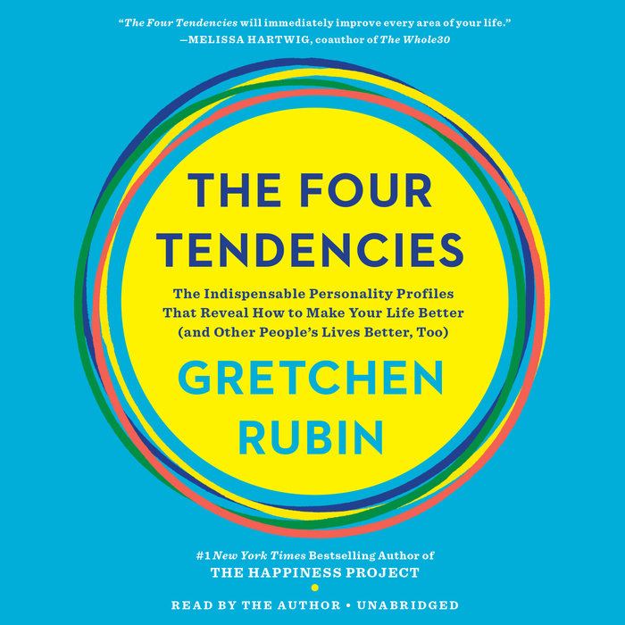 The Four Tendencies Cover