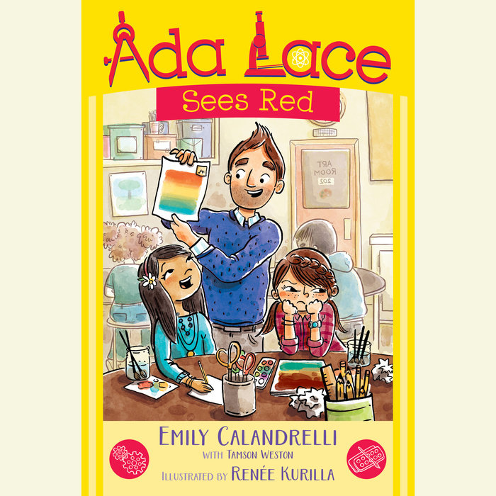 Ada Lace Sees Red Cover
