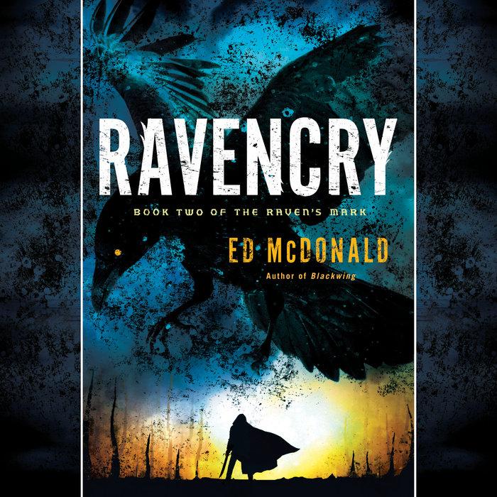 Ravencry Cover