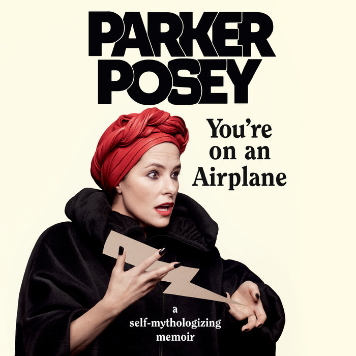 You're on an Airplane Cover