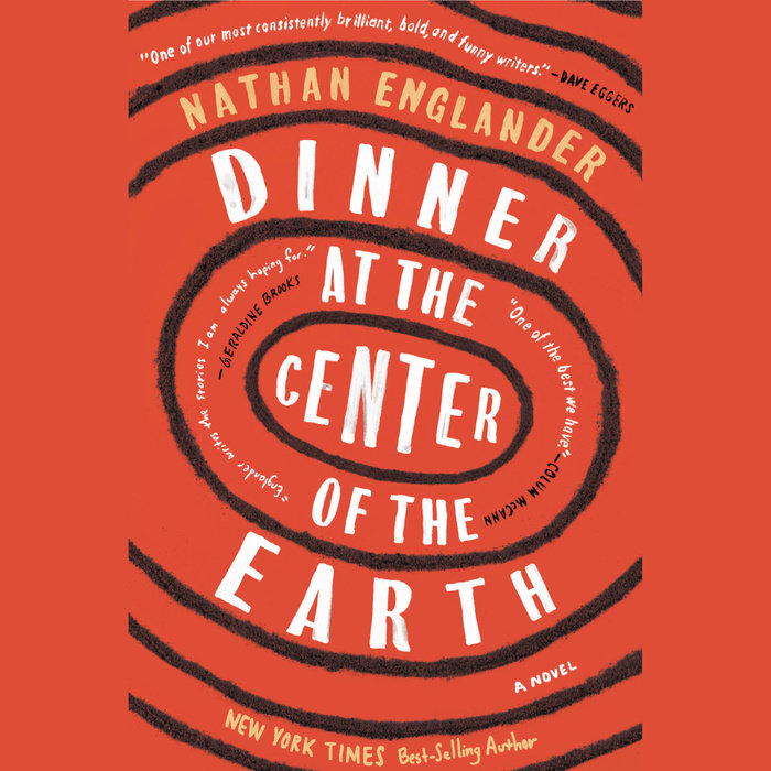 Dinner at the Center of the Earth Cover