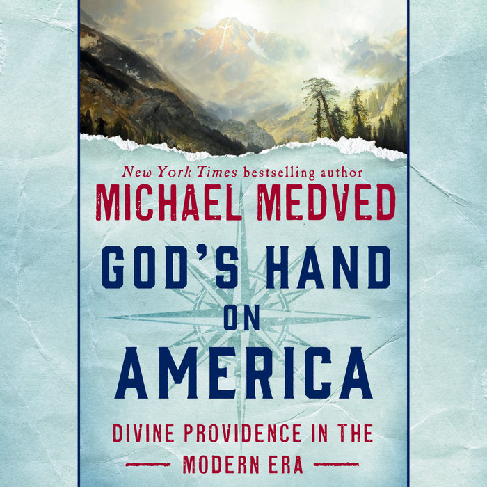 God's Hand on America Cover