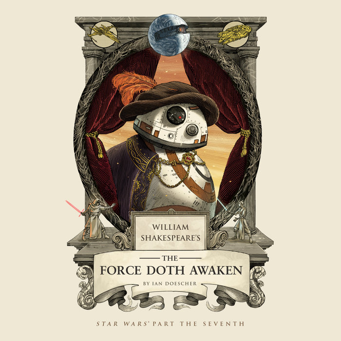 William Shakespeare's The Force Doth Awaken Cover