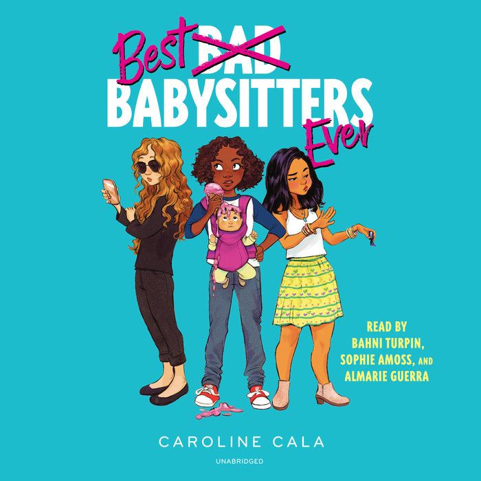 Best Babysitters Ever Cover