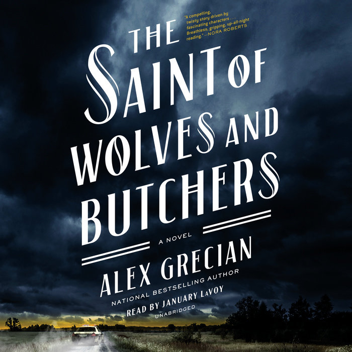 The Saint of Wolves and Butchers Cover