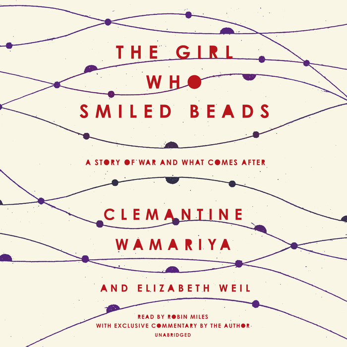 The Girl Who Smiled Beads Cover