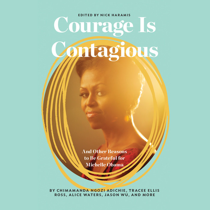 Courage Is Contagious Cover