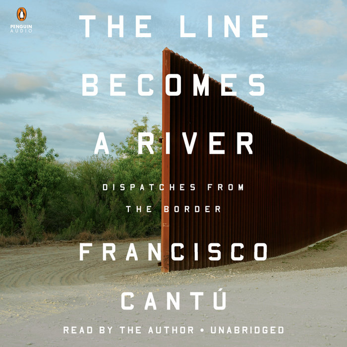 The Line Becomes a River Cover