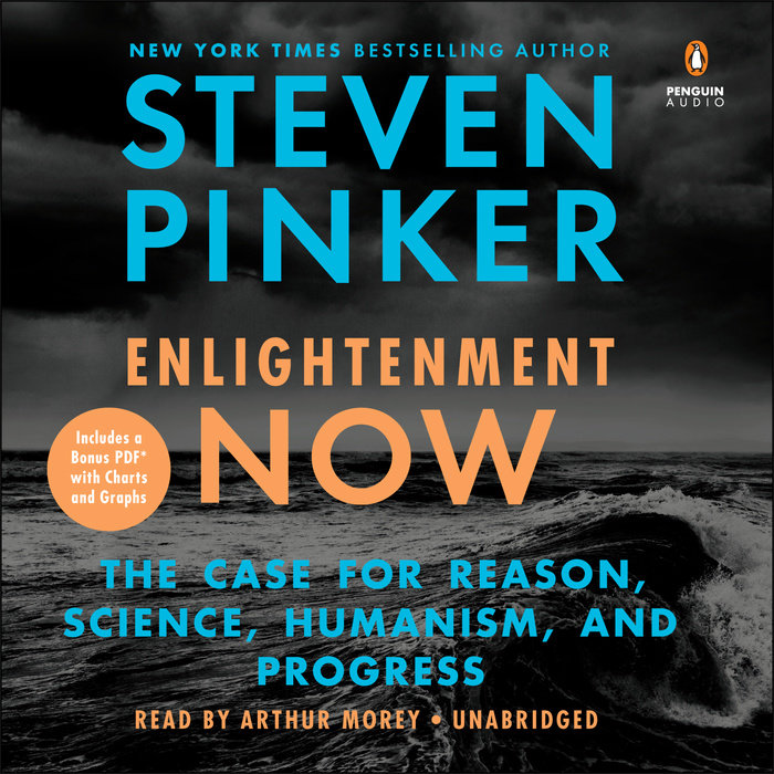 Enlightenment Now Cover