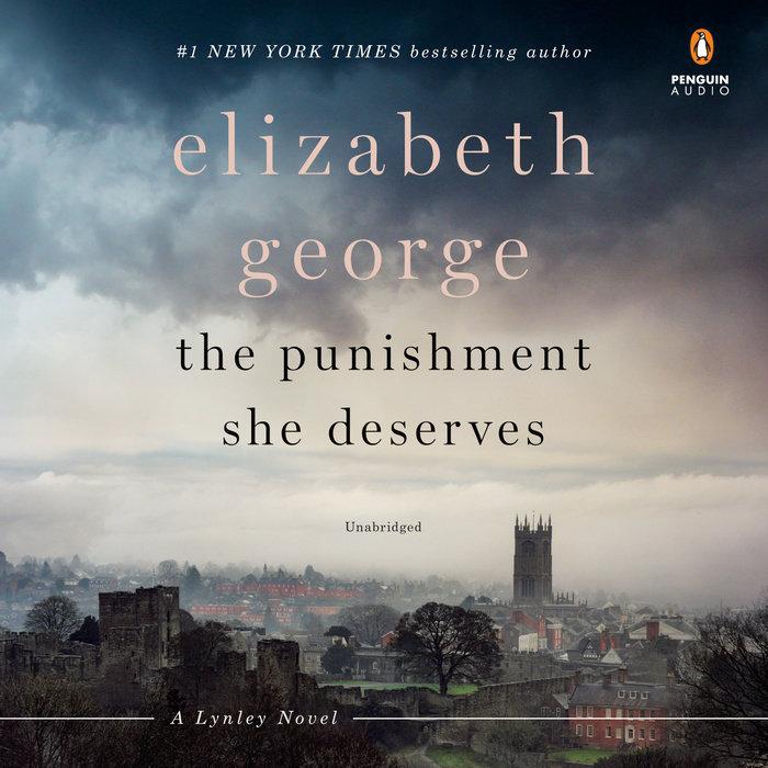 The Punishment She Deserves Cover