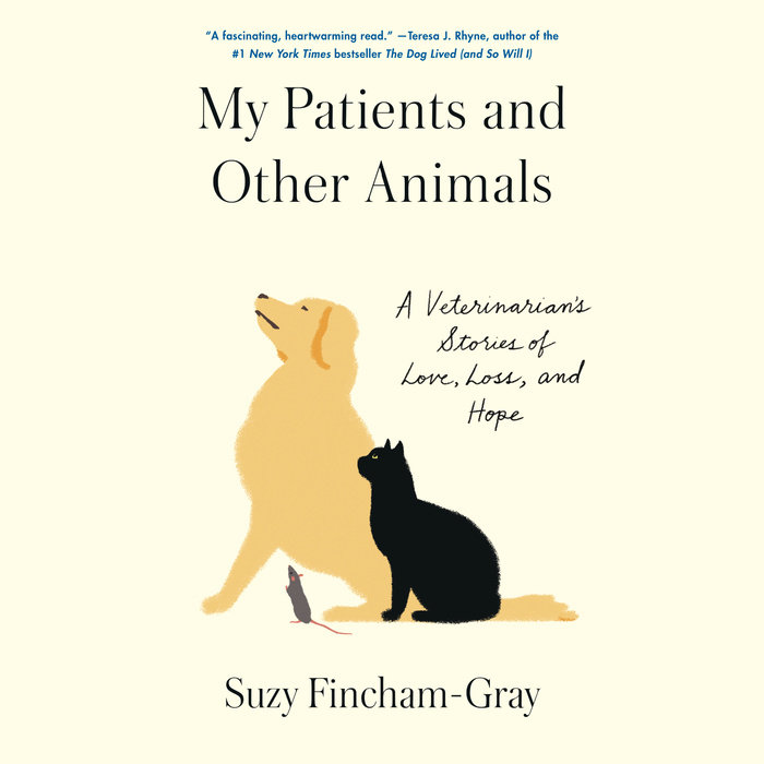 My Patients and Other Animals Cover