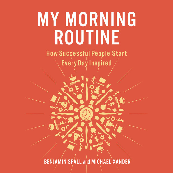 My Morning Routine Cover
