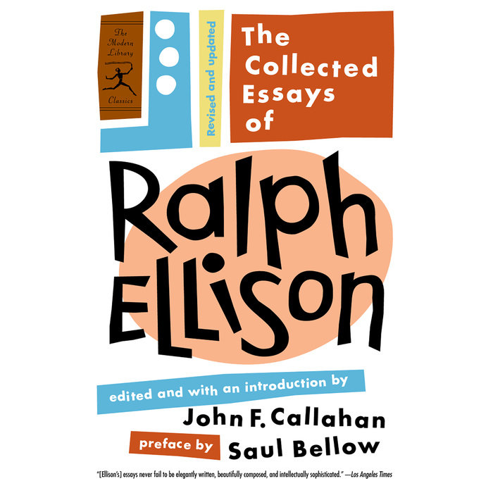 The Collected Essays of Ralph Ellison Cover