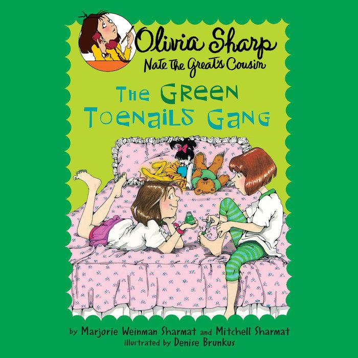 The Green Toenails Gang Cover