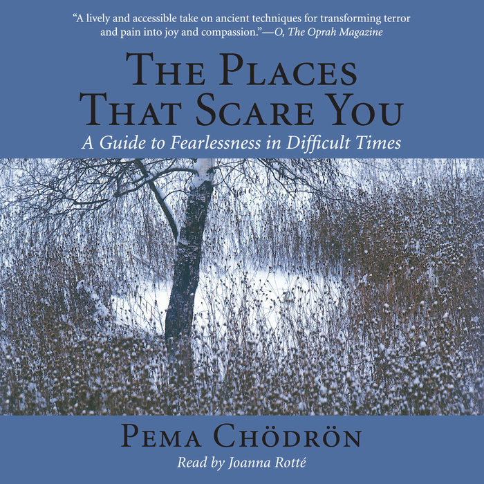 The Places That Scare You Cover
