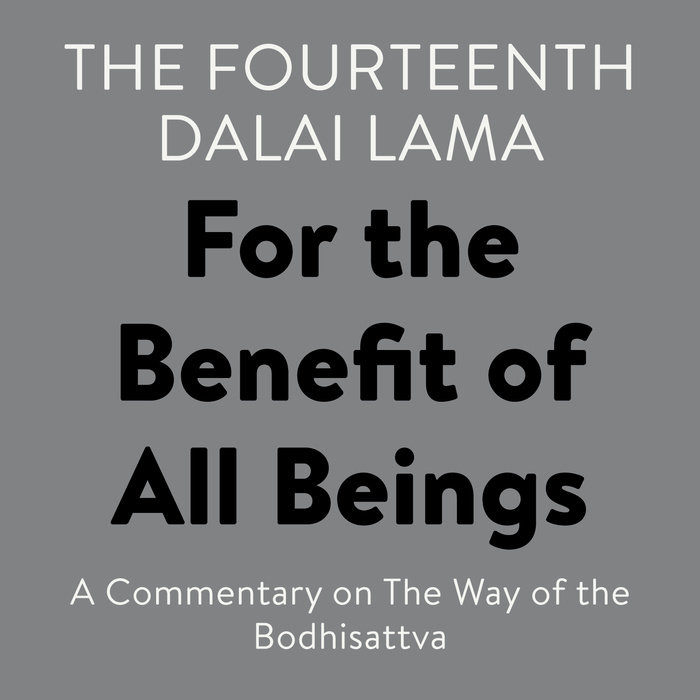 For the Benefit of All Beings Cover