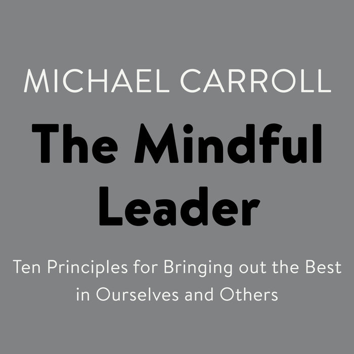 The Mindful Leader Cover