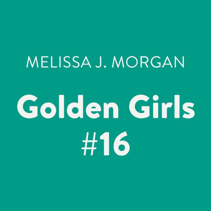 Golden Girls #16 Cover