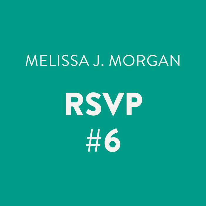 RSVP #6 Cover