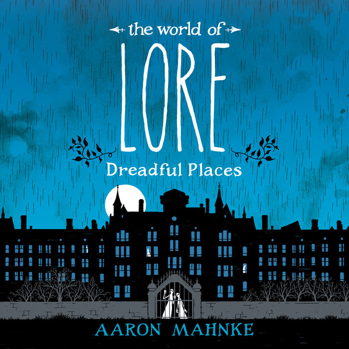 The World of Lore: Dreadful Places Cover