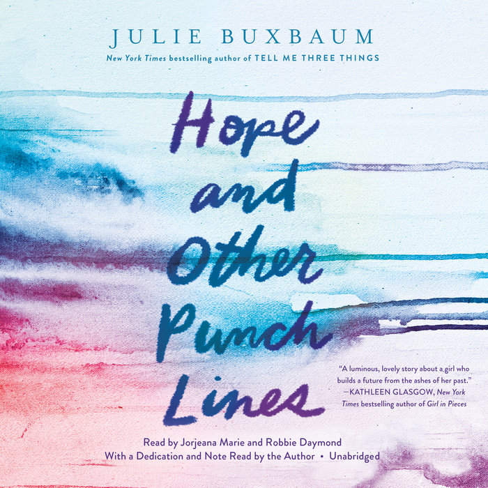 Hope and Other Punch Lines Cover