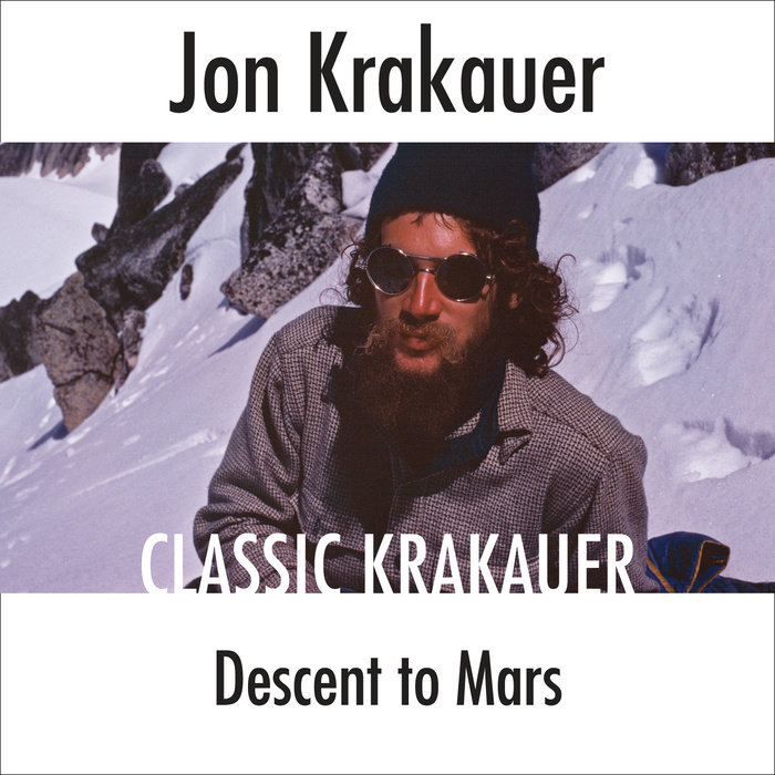 Descent to Mars Cover