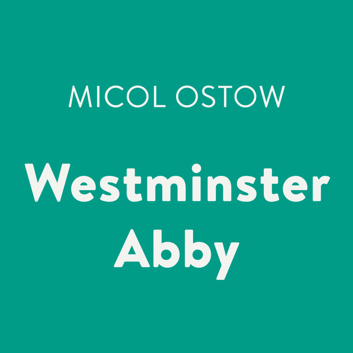 Westminster Abby Cover