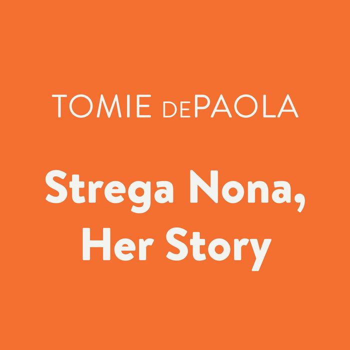 Strega Nona, Her Story Cover