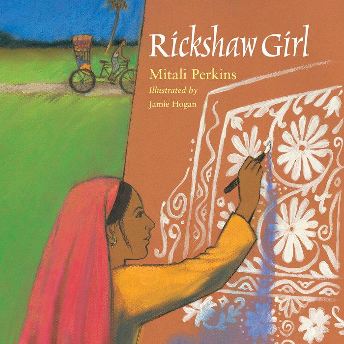 Rickshaw Girl Cover
