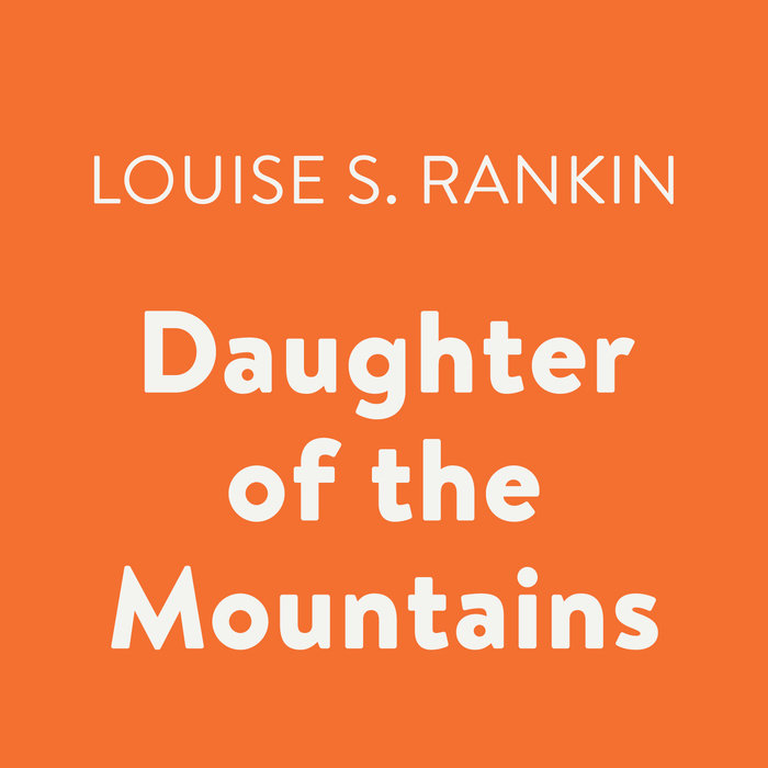 Daughter of the Mountains Cover