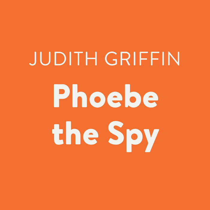 Phoebe the Spy Cover