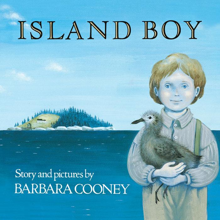 Island Boy Cover